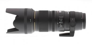 Sigma 50-150F2.8 OS APO DC HSM for Canon