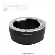 Sigma SD-Nex (ngàm độc quyền riêng sigma SD)