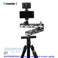 Slider Commlite 4X Distance Retractable mini Metal Video