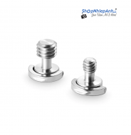 SmallRig 1/4 and 3/8 D-Ring Screw 1609