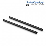 SmallRig 2pcs Black 19mm Rods 18 1235