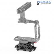 SmallRig Baseplate for Blackmagic Design Pocket Cinema Camera 4K & 6K (Manfrotto 501PL Compatible) DBM2266
