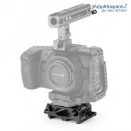 SmallRig Baseplate for Blackmagic Design Pocket Cinema Camera 4K & 6K (SmallRig Cage CVB2255 Compatible Only) DBR2267