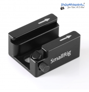 SmallRig Cold Shoe Mount Adapter with Anti-off Button 2260