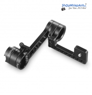 SmallRig EVF Mount LCD Monitor Bracket with Built-in Nato Clamp - 1897