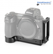 SmallRig L-Bracket for Nikon Z6 and Nikon Z7 Camera 2258