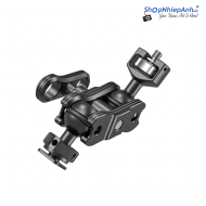 SmallRig Magic Arm with Double Ballheads (1/4'' Screw and Cold Shoe) KBUM2394