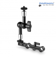 SmallRig Magic Articulating Arm (132mm) with 15mm Rod Clamp 1013