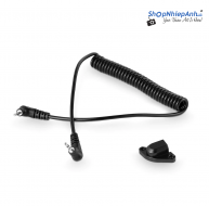 SmallRig Male-Male LANC Cable with a Cover for Sony PXW-FS5 Handgrip 1835