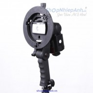 smart adapter for flash speedlite hand grip