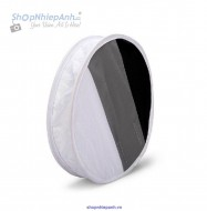 softbox 30cm gray card 18% 2in1 (BIG size)