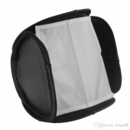 Softbox 33x33cm for flash speedlite