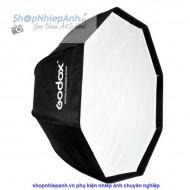 Softbox dù Godox Octa Bát Giác 95cm