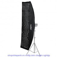 Softbox Godox 35x160cm Tổ Ong