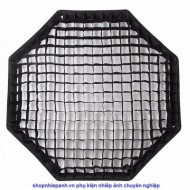 Softbox Tổ Ong Godox Octagon Bát Giác 95cm