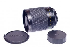 Soligor 500F8 mirror lens for PK