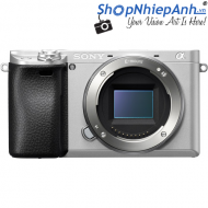 Sony Alpha A6300 Body Silver