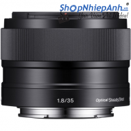 Sony E 35mm f/1.8 OSS (Chính hãng)