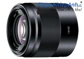 Sony E 50mm f/1.8 OSS Đen (Chính hãng)