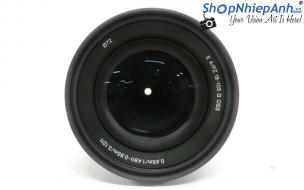 Sony E PZ 18-105mm F4 G OSS (Chính hãng)