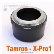 Tamron-fx (ngàm độc quyền riêng tamron)