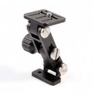 Telephoto Zoom Lens holder Long Focus  Support quick release Plate bracket