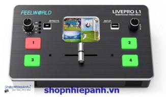 Thiết bị Livestream Feelworld LivePro L1