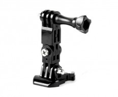 Three way Adjustable Pivot Arm Mount Surface Quick Release Buckle
