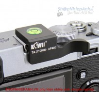 Thumbs up grip JJC TA-X100 for fujiflm X100 black