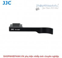 Thumbs up grip JJC TA-X100V black for X100V X100F X-E3
