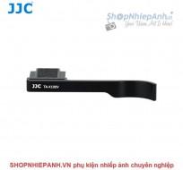 Thumbs up grip JJC TA-X100V black for X100V X100F X-E3 X-E4