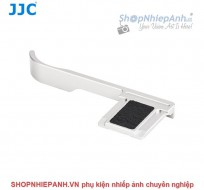 Thumbs up grip JJC TA-X100V Silver for X100V X100F X-E3
