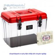 Thùng chống ẩm Eirmai 28L+máy hút ẩm (R25)