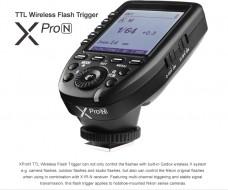 Trigger GODOX Xpro N for Nikon