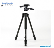 Tripod Cambofoto AS284+HD36