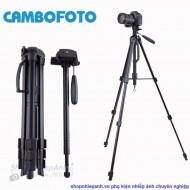 Tripod Cambofoto SAB264 (monopod tháo rời)