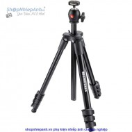 Tripod Manfrotto Compact Light black