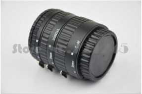 Tube Macro AF Digital for Canon EOS (plastic mount)