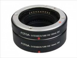 Tube Macro AF FOTGA for M4/3 (METAL MOUNT)