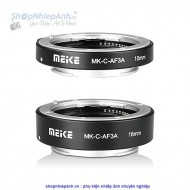 Tube macro AF Meike for Canon-M mirrorless