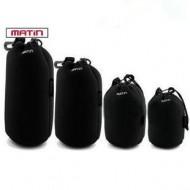 Túi đựng lens MATIN made in Korea (vải không bụi)