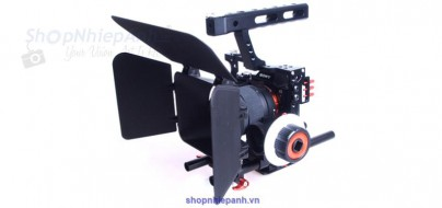 Video Rig V5 Commlite for mirrorless camera (Combo)