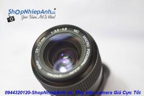 Vivitar 28-70F3.5-4.8 MC macro for Nikon