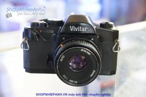 Vivitar V4000s và lens 50f2