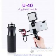 Vlog Handheld grip Ulanzi U-40