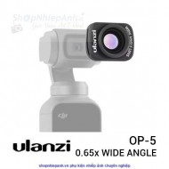 Wide angle lens for Osmo pocket Ulanzi OP-5